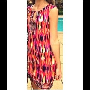 Multicolor dress